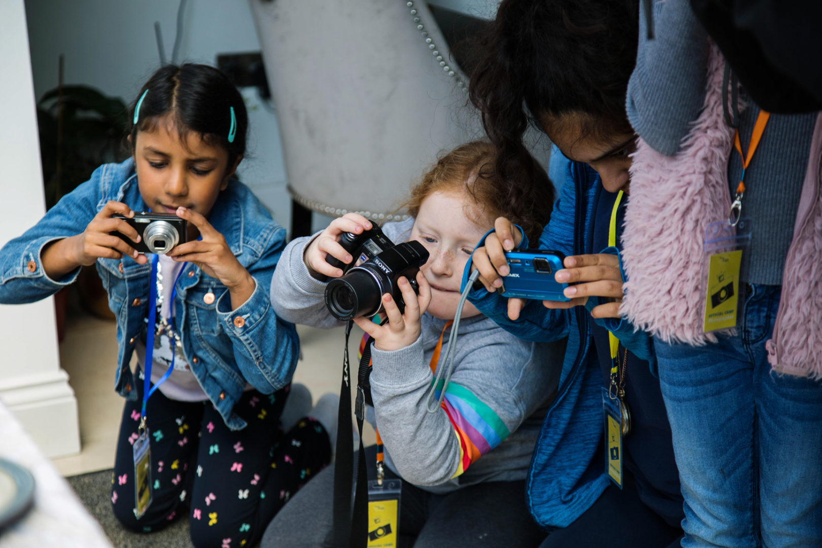 photography workshop for children