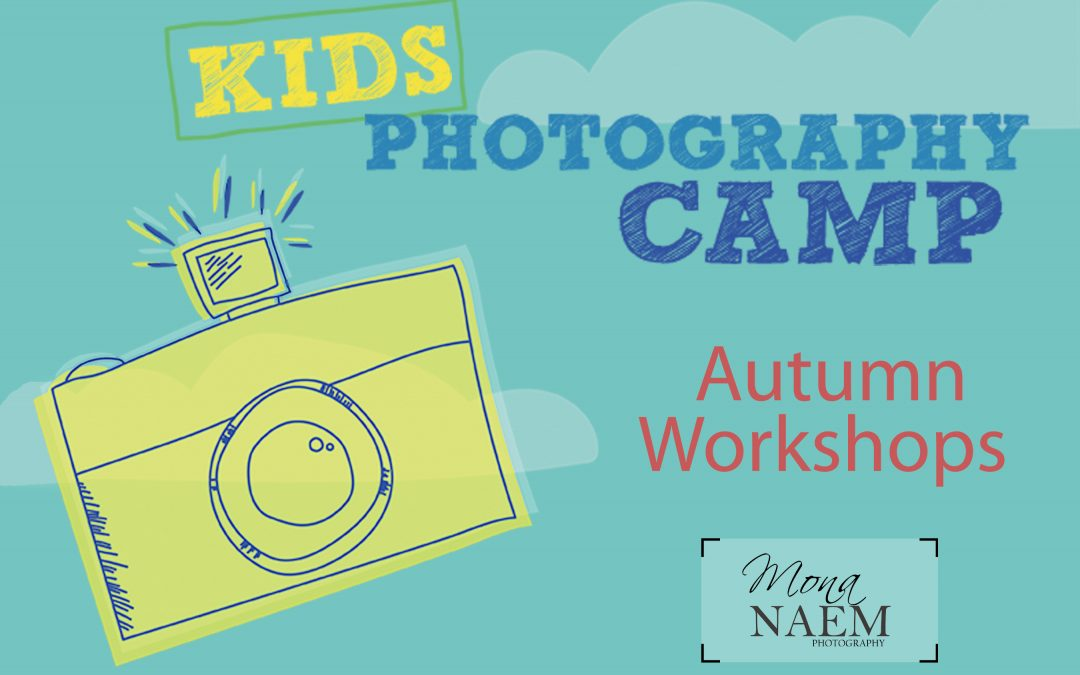 Autumn Photography Camps for children in Whetstone, north London