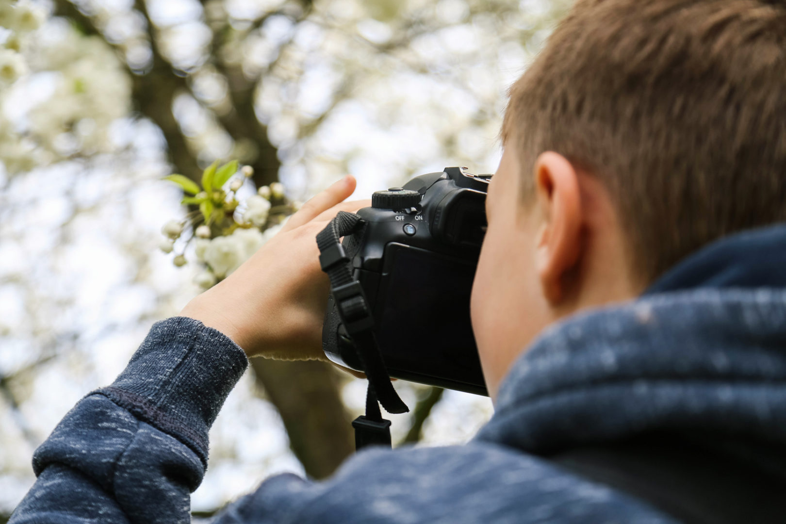 abstract photography for children