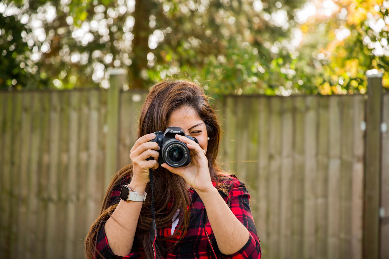 Adult Dslr photography course